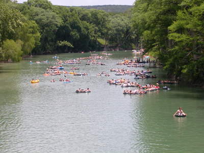 Guadalupe River Levels & Status, River Conditions & Weather
